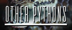 Other Pythons