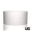XL Ceramic Water Dish White