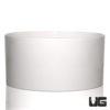 XXL Ceramic Water Dish White