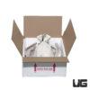 """BX1 - 6""""x 6""""x 4"""" Shipping Box - 5 Pack"""